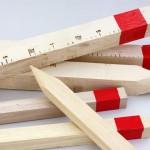 Picchetti in legno Spillo in diverse dimensioni