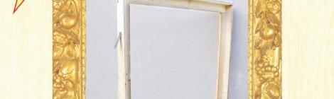 Controtelai in legno per finestre e portefinestre regolabili REquadro