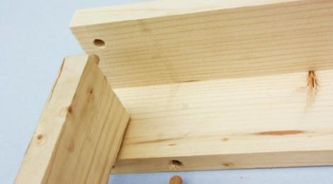Nuovo telaio in legno per finestre utensili in legno per - Controtelai per finestre ...