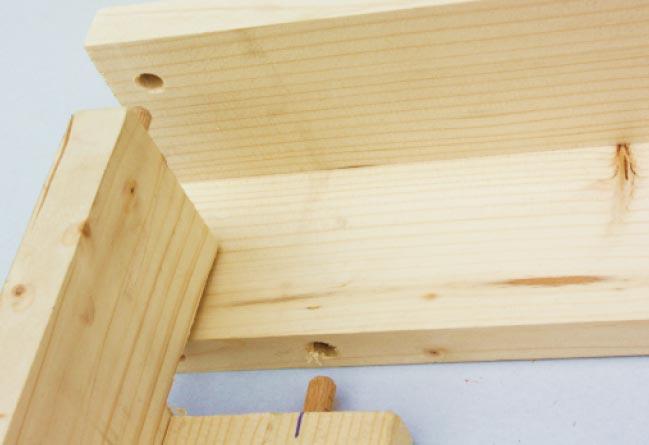 Controtelai per finestre requadro utensili in legno per - Telaio finestra legno ...