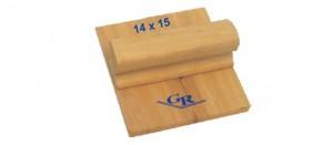 Fratazzi in legno per muratura edile