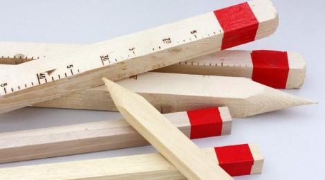 Picchetti in legno Spillo