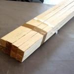 Profili triangolari per calcestruzzi senza spigoli vivi